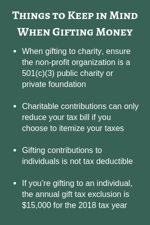 Tax-Efficient Gifting Strategies